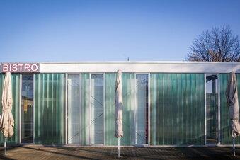Glas-Pavillon am Dresdner Zwinger bleibt
