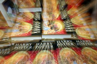 Harry-Potter-Bücher verbannt