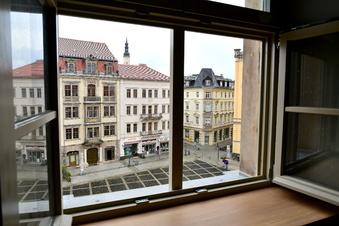 Ein erster Blick ins neue Zittauer Hotel