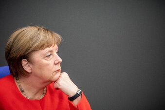 Merkel sagt Kabinettssitzung kurzfristig ab