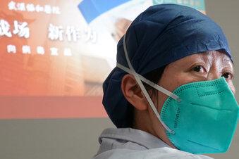 Coronavirus: Wie chinesische Sportler in Dresden reagieren
