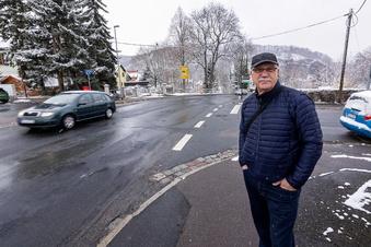 Rabenauer Straße soll sicherer werden
