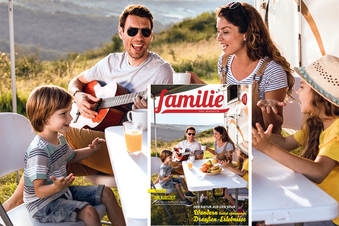 Familie - das neue Magazin mit Tipps rund um die Familie