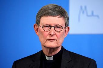 Papst schickt Prüfer zu Kardinal Woelki