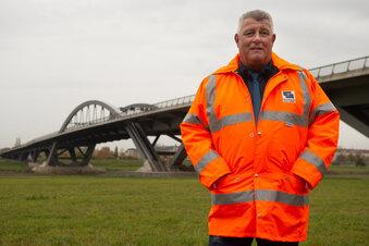 Warum die Brücke erst jetzt fertig ist