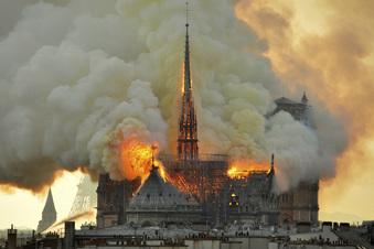 Wie Notre-Dame die Pariser Geduld lehrt