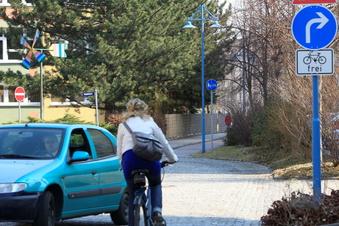 Dauerärger um eine gesperrte Straße in Kamenz
