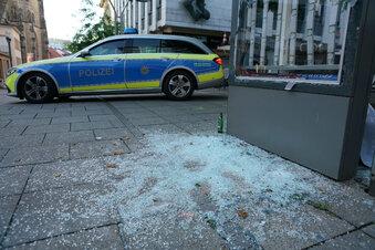 Verletzte bei Randale mitten in Stuttgart