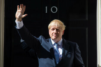"""Offener Brief"" an Boris Johnson"