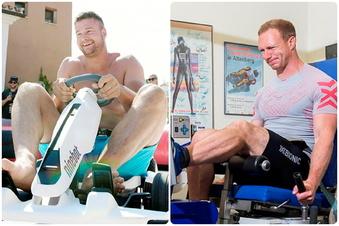 Der eine will Spaß, der andere den Olympiasieg