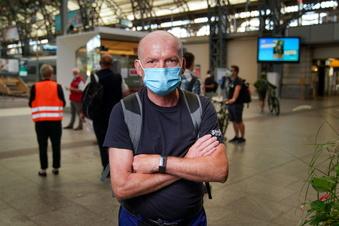 Frust über GDL-Streik bei Dresdner Bahnreisenden