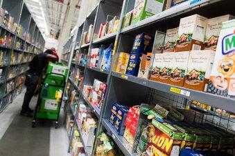Die meisten Lebensmittel in Sachsen sind sicher