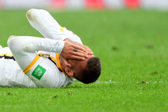 Dynamos nächster Ausfall vor dem Abstiegsendspiel