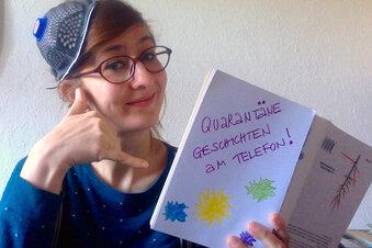 Quarantäne-Geschichten am Telefon