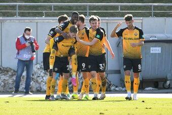 Dynamos Sieg in Zwickau: Ein reifer Auftritt