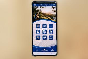 Radebeuler Bürger-App im Test