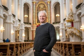 Dresdens Hofkirche öffnet nach Sanierung wieder