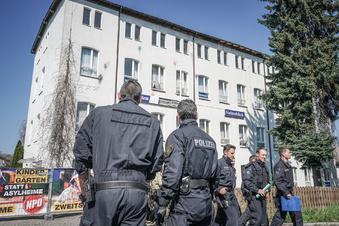 Gericht verbietet Protest vor dem Hotel