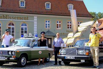 Wettiner steuert DDR-Staatskarosse