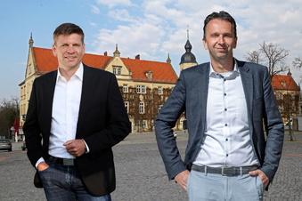 OB-Wahl in Riesa: Offiziell ein Duell