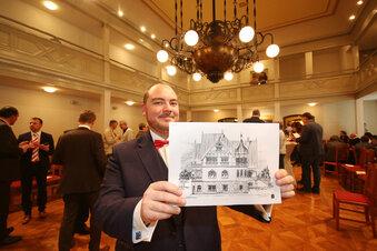 Musikakademie in Villa Bauch kostet Millionen