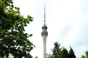 Fernsehturm hat gute Bausubstanz