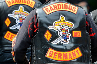 "Groß-Razzia gegen ""Bandidos""-Rocker"