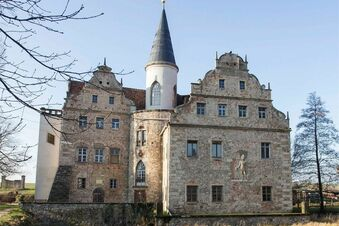Wasserschloss soll Wellnesshotel werden