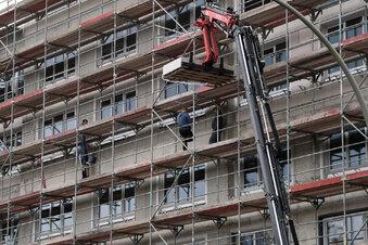 Sachsen unterstützt den sozialen Wohnungsbau