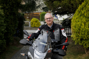 Motorradfahrer wehren sich gegen Falschmeldung