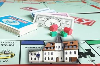 Monopoly am Schlossplatz