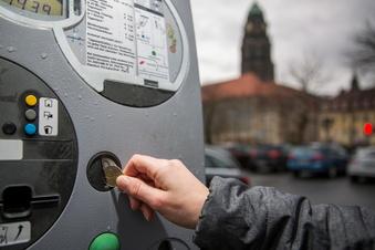 Parken in Dresden: Neustadt wird teuerstes Pflaster