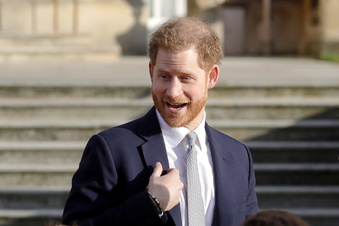 Prinz Harry hat einen Job in den USA