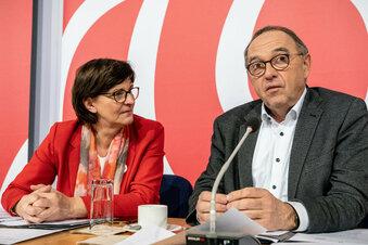 Bilanz: ein Jahr SPD-Doppelspitze
