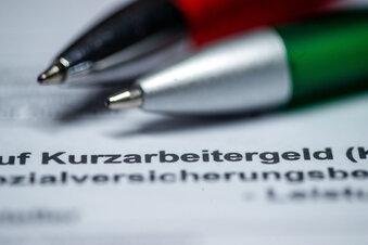 Deutschland zahlt wenig Kurzarbeitergeld