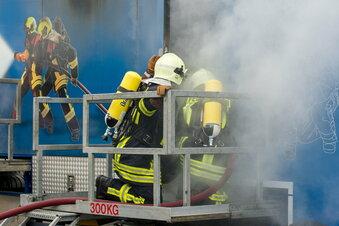 Warum jetzt mehr Feuerwehren anrücken