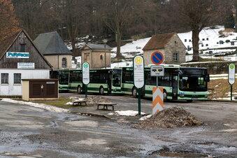 Was Hohnstein mit dem Busplatz vorhat