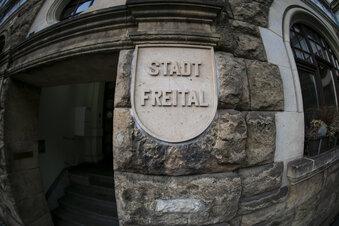 Freital verhängt Haushaltssperre