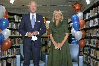 US-Demokraten nominieren Biden