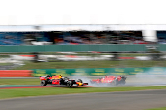 Vettel-Tiefpunkt nach Brachial-Manöver