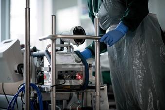 Kliniken in Mittelsachsen behandeln wieder mehr Corona-Patienten