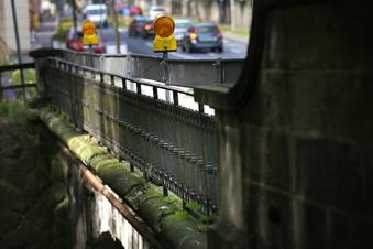 Radeberg: Fußgängertunnel an der Röder auf dem Prüfstand