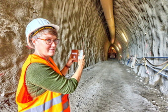 Tunnelbau an Südumfahrung Pirna gestoppt