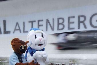 Altenberg will olympisch werden