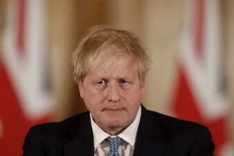 Brexit: Partei droht Johnson mit Rebellion