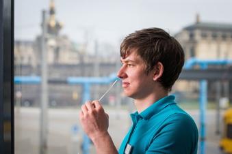 Samstag starten Corona-Selbst-Tests in Dresden