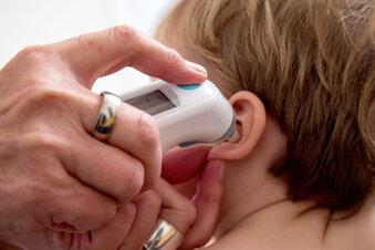 Was bewirkt die Infektion bei Kindern?