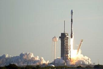 Streit um Satelliten-Umlaufbahnen