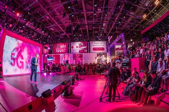 Telekom startet in die 5G-Zukunft