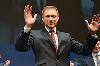 Lindner geißelt Merkels Politik